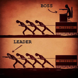 Differenza tra capo e leader