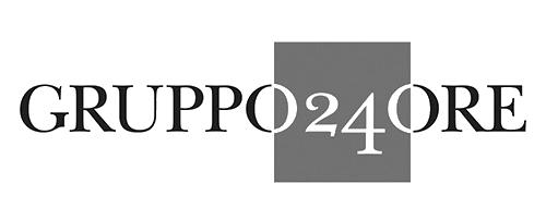 Logo gruppo 24 ore
