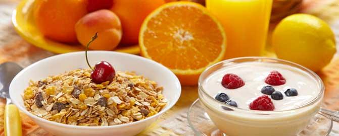 semplice colazione sana per perdere peso